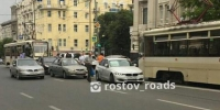 Фото rostov_roads из Instagram - DonNews.Ru