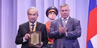 Александр Дюжиков и Василий Голубев, фото www.donland.ru - DonNews.Ru